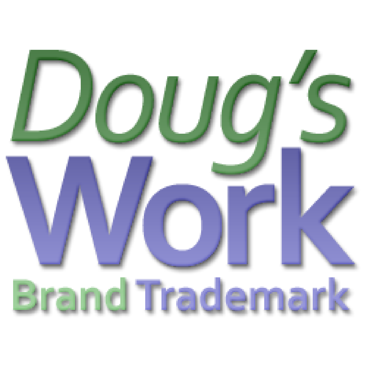Doug's Work - Brand Trademark